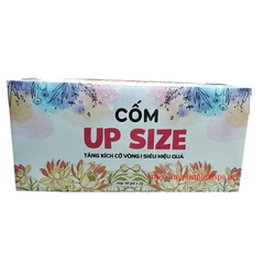 Cốm up size, cốm up size linh spa