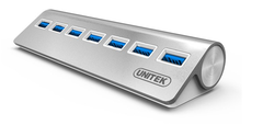 Hub USB 7 in 1 UNITEK