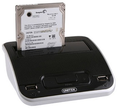 HDD Docking Station SATA/eSATA (Y - 1062)