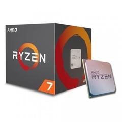 CPU AMD Ryzen R7 1700X (3.4/3.8GHz)