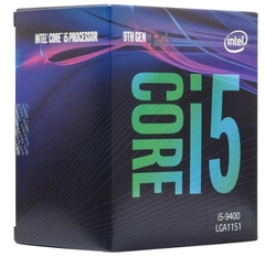 CPU Intel Core i5-9400 (6C/6T, 2.90 GHz - 4.10 GHz, 9MB) - LGA 1151v2