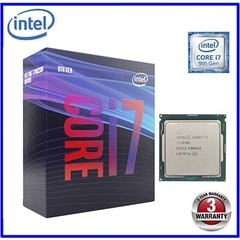 CPU INTEL Core i7-9700 (8 nhân /8 luồng, 3.00 GHz up to 4.70 GHz, 12MB) SK 1151V2