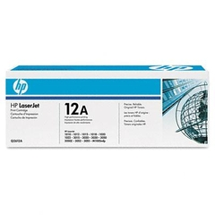 Mực in HP 12A x 2 Dual pack