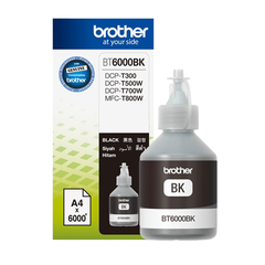 MỰC IN BROTHER BT6000BK, BLACK INK BOTTLE