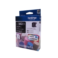 MỰC IN BROTHER LC 563BK  INK CARTRIDGE