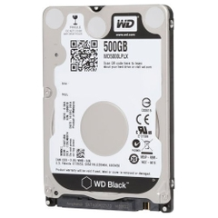 ổ cứng HDD WD 500GB 2.5