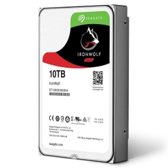 ổ cứng NAS Seagate Ironwolf 10TB 3.5