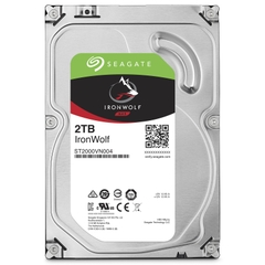 ổ cứng NAS Seagate Ironwolf 2TB 3.5