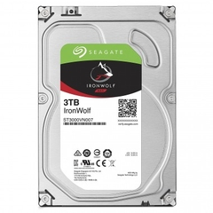 ổ cứng NAS Seagate Ironwolf 3TB 3.5
