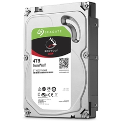 ổ cứng NAS Seagate Ironwolf 4TB 3.5