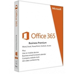 Phần mềm Office 365 BusinessPrem ShrdSvr SNGL SubsVL OLP NL Qualified Annual(9F4-00003)