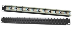 Patch panel 24 port Dintek