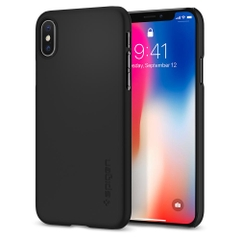 SPIGEN iPhone X Case Thin Fit