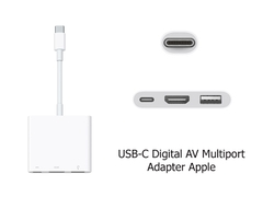 Cáp chuyển đổi Apple USB-C Digital AV Multiport Adapter MJ1K2