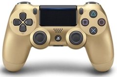 Tay cầm DualShock 4 Gold New (Slim Model)