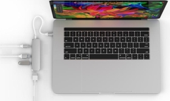 HYPERDRIVE USB TYPE-C HUB WITH 4K HDMI SUPPORT