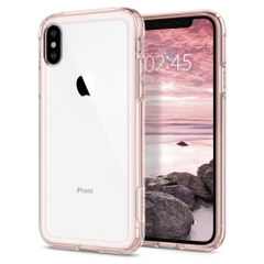 Ốp lưng SPIGEN iPhone XS Case Crystal Hybrid