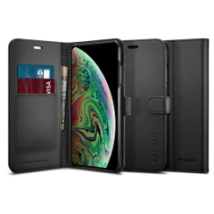SPIGEN iPhone XS Case Wallet S
