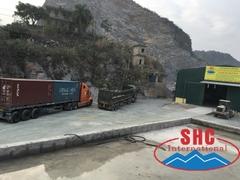 nhà máy sản xuất đá