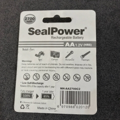 SealPower AA2700mAh (pin sạc 2A)