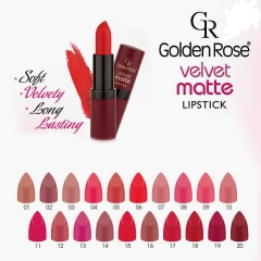 Son Golden Rose Velvet Matte