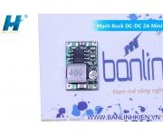 Mạch Buck DC-DC 2A Mini