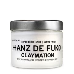 HANZ DE FUKO CLAYMATION (56ML)