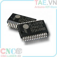 PL2303HX - USB to RS232 Chip