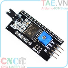 I2C Adapter Cho LCD 1602 1604