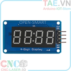 Led 7 Đoạn - 4 Digit Module