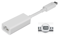 Thunderbolt to Gigabit Ethernet