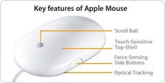 Apple Mighty Mouse USB