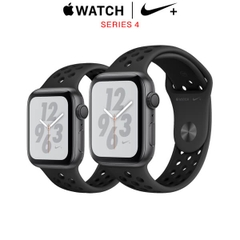 Apple Watch Series 4 Nike+ Space Gray Aluminum Case with Anthracite/Black Nike Sport Band