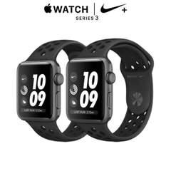 Apple Watch Nike+ Series 3 GPS Space Gray Aluminum - Anthracite/Black Nike Sport Band