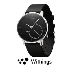 Đồng hồ thông minh Withings Activite Steel