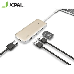JCPAL Linx USB Type-C Multiport Adapter