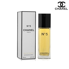 CHANEL No5 Eau de Toilette Spray 100ml