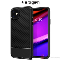 Ốp iPhone 11 Spigen Core Armor - Matte Black