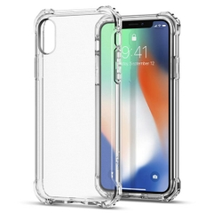 Ốp Lưng iPhone X Spigen Rugged Crystal