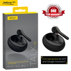 Tai Nghe Bluetooth Jabra Talk 55 with Touch Control
