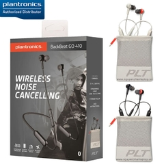 Plantronics BackBeat GO 410 | Active Noise Canceling Earbuds