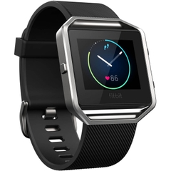 Fitbit Blaze Smart Fitness Watch - Black