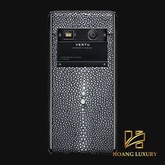 Vertu Aster Stingray Black mới 100%