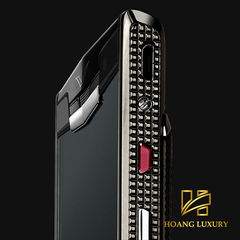 Vertu New Signature Touch Clous De Paris Alligator mới 100%