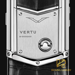Vertu Signature S Black Alligator Stainless Steel lướt