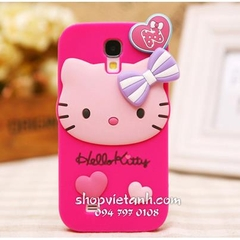 Ốp lưng Silicon Hello Kitty Samsung Galaxy S3 ,S4 -VSS 1