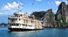 Emeraude Classic Cruises Hạ Long Summer Mega sales 2N1Đ KSQN005