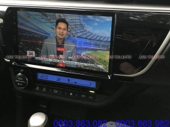 DVD ANDROID ZESTECH CHO XE TOYOTA ALTIS 2015 | Z800