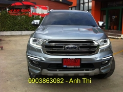 BODY KIT THEO XE FORD EVEREST 2019 THÁI LAN