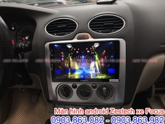 DVD ANDROID ZESTECH CHO XE FORD FOCUS 2010 | Z500